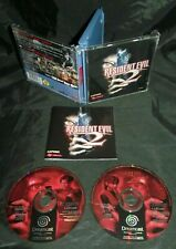 *** Resident Evil 2 - Komplett - PAL - Deutsch - Sega Dreamcast ***