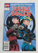 DOUBLE DRAGON #1, 2, 3 (1991) BY MARVEL COMICS FINE - VERY FINE