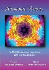 USED (GD) Harmonic Visions (2011) (DVD)
