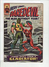 DAREDEVIL #18 VF-