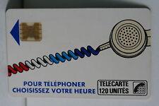 TELECARTE 120 FRANCE TELECOM 9164