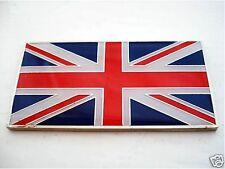 Enamel Union Jack FLAG car badge Land Rover Jaguar UK