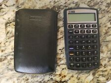 HP 10bII Financial Calculator 10 B II