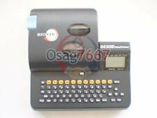 PVC Tube ID Printer Cable Label & Marking Electronic Lettering Machine  S650E