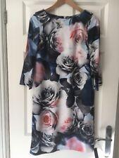 Debenhams Giles/Edition Floral Shift Dress - Size 10 - BNWT £75