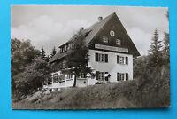 AK Hann. Münden 1950er Naturfreundehaus am Steinberg Hausansicht N9