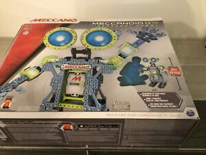 Meccano Meccanoid G15 Personal Robot -  Very Good Condition