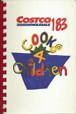 ALTAMONTE SPRINGS FL 1997 FLORIDA COOK BOOK COSTCO WHOLESALE EMPLOYEES & FRIENDS