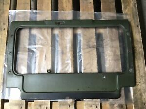Land Rover Military Defender 90/110 Wolf Radiator Surround