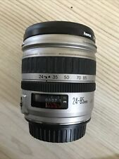 Canon EOS EF 24-85mm f3.5-4.5 AF Ultrasonic lens fit APS-C & Full Frame camera