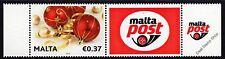 Malta 2012 Se-Tenant Christmas Unmounted Mint