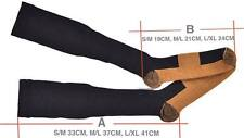 Copper Infused Graduated Compression Travel Flights Anti fatigue Miracle Socks