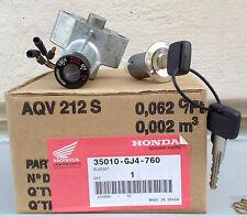 Kit chiavi - Key set - Honda SH50 - NOS: 35010-GJ4-760