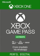 XBOX gamepass + live gold 12 meses ✅NO ES UN CÓDIGO/ THIS IS NOT A CODE