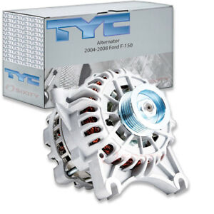 TYC Alternator for 2004-2008 Ford F-150 4.6L 5.4L V8 Electrical Charging iw