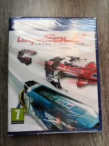Jeu Wipeout Omega Collection PS4 NEUF, sous blister
