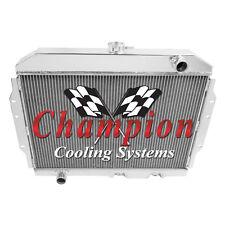 1960-1962 American Motors Rambler Aluminum 3 Row Champion Radiator, CC407