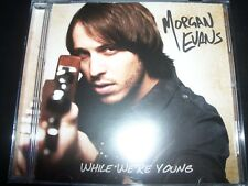 Morgan Evans While We're Young Rare Australian CD EP – Like New