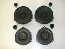 Opel Omega B - Soundsystem Lautsprecher komplett + Hochtöner - 9175188 90379280