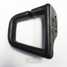 00-02 Camaro Firebird Trans Am Seat Belt Guide Ear RH CONVERTIBLE EBONY
