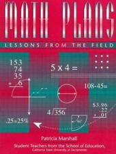 Math Plans: Lessons from the Field