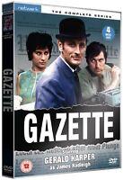 GAZETTE the complete series. Gerald Harper. 4 discs. New sealed DVD.