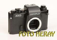 Revueflex 3003 schwarz Spiegelreflexkamera Body guter Zustand  84170