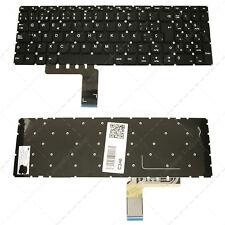 Teclado para portátiles Lenovo Ideapad 310-15 Black (Without Frame)