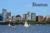 Travel Souvenir Fridge Magnet TD GARDEN Boston Celtics