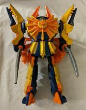 New listing Bandai Power Rangers Super Samurai Deluxe Clawzord Megazord