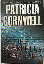 A Scarpetta Novel: The Scarpetta Factor No. 17 by Patricia Cornwell (2009,...
