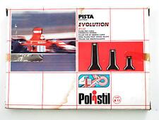 Polistil Evolution 1:3 2 Pylônes Parabolique Intérieur A11 Vintage Modélisme