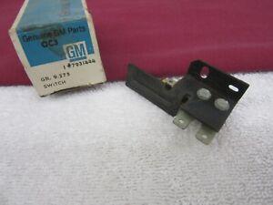 NOS 1971-1975, 1978 1979 A/C Compressor ControlSwitch Vega Sunbird Starfire dp1