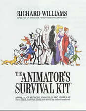 The Animator's Survival Kit: A Working Manual of Methods, Principles and Formula