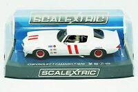 Scalextric C3922 Chevrolet Camaro - Historic Trans Am 2016 : 1/32 Slot Car