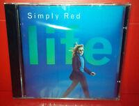 CD SIMPLY RED - LIFE - SEALED SIGILLATO