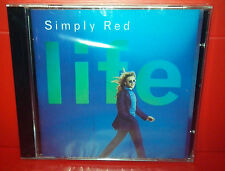 CD SIMPLY RED - LIFE - SEALED SIGILLATO