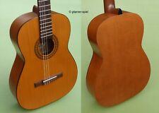Vintage 4/4 Konzert-Gitarre Höfner Anno 515 Fichte Riegelahorn Sattel 50,5 Top!