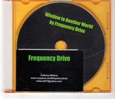 (HI44) Frequency Drive, Window To Another World - DJ DVD