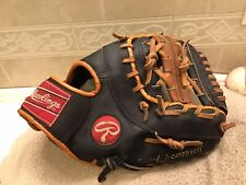 "Rawlings RFM-25B 12"" Youth Baseball First Base Mitt Right Hand Throw"