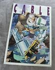 Cable 1993 Art Thibert X-Force Movie Marvel Press Comic Poster #137 GVG