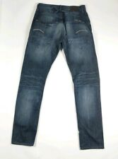 G Star Raw Blades 100% Cotton Tapered Button Down Jeans W30 L32