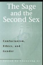 THE SAGE AND THE SECOND SEX - LI, CHENYANG (EDT)/ EBREY, PATRICIA (FRW) - NEW HA