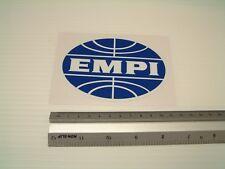 Empi Sticker laminated Decal VW Beetle retro tool Box