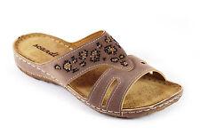Damen-Sandalen & -Badeschuhe im Pantolette-Stil für Kleiner Absatz (Kleiner als 3 cm) und Freizeit