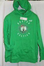 Men's Boston Celtics 2017 Playoffs Kelly Green Pullover Hoodie 3XL by Fanatics