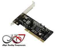 Carte Controleur PCI SATA // 2 PORTS // RAID 0 RAID 1 SIL3112