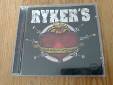 Ryker's, A Lesson in Loyalty, CD