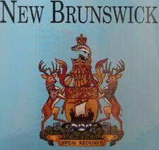 New Brunswick .25 cent coin