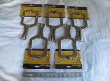 5 New Irwin 9 Vise Grip Locking C Clamp 9sp 4 12 Capacity